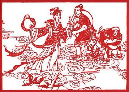 estampe chinoise